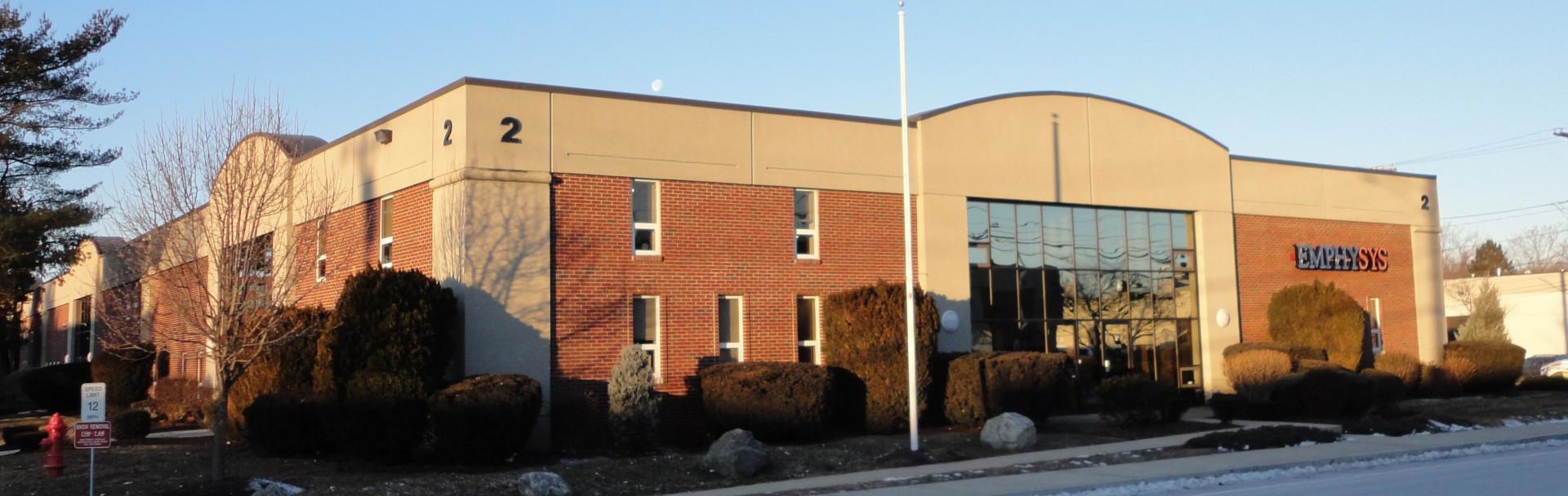 Emphysys Building, Woburn, MA